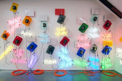LICHTKUNST IN GREATER CHINA