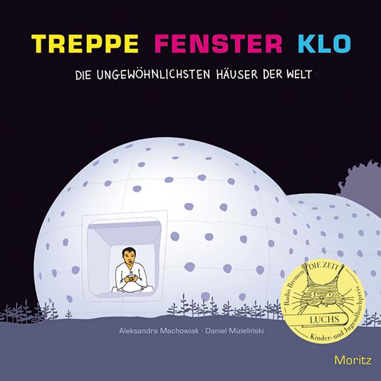 TREPPE FENSTER KLO