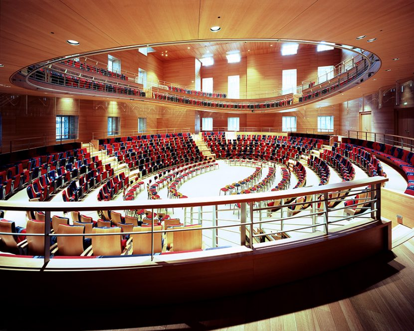 Barenboim-Said Akademie in Berlin