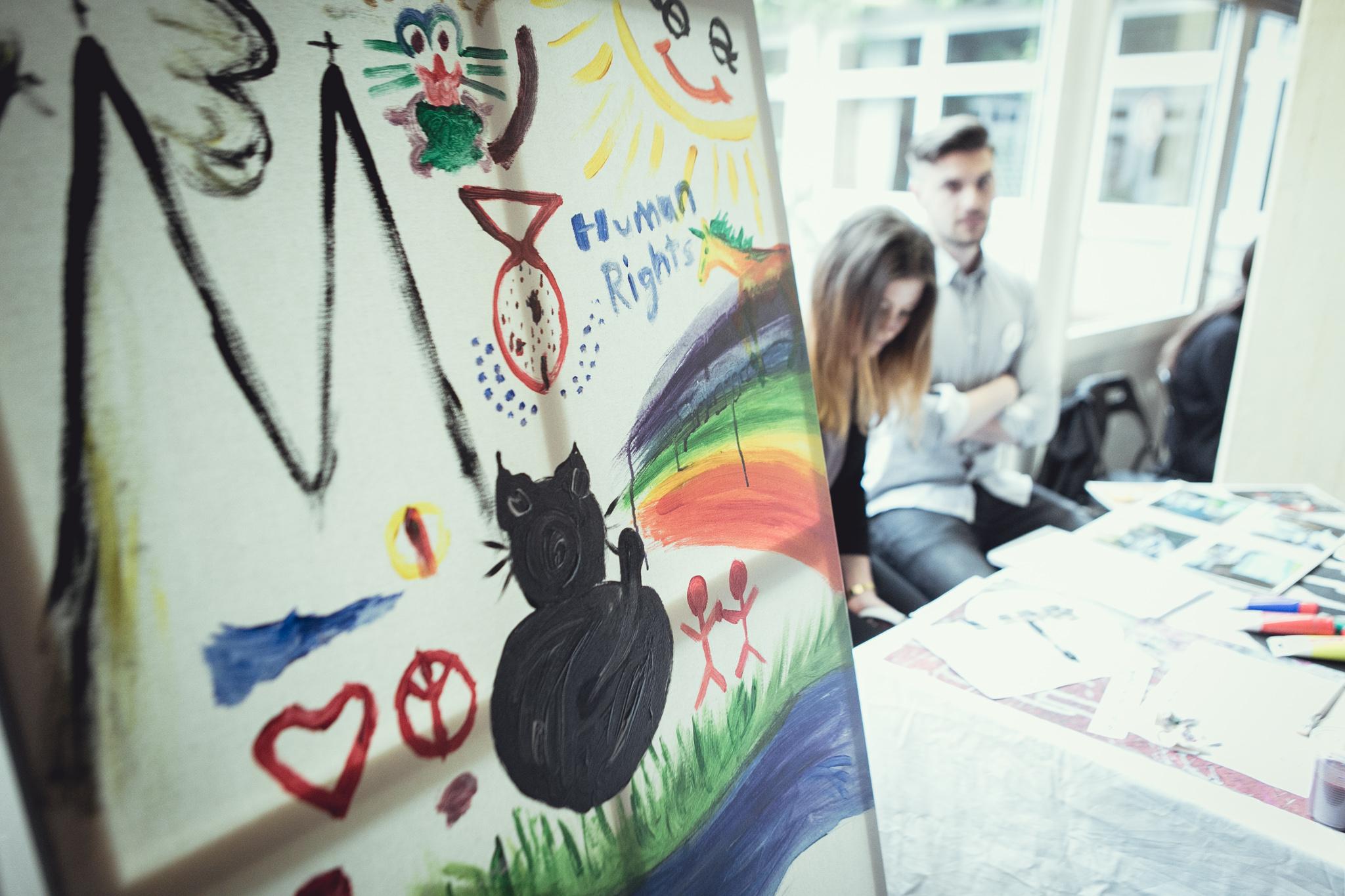 DIE KRAFT DER KUNST – Wie junge Menschen kulturelle Brücken bauen